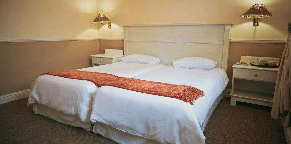 Accommodation - Swellengrebel Hotel