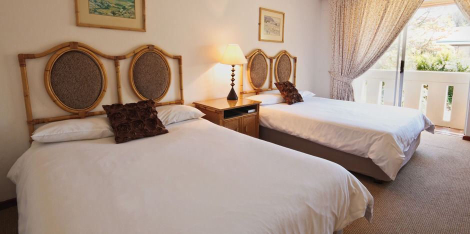 Accommodation - Standard Twin/Family Suite
